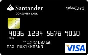 best travel credit card santander 1plus visa card. Black Bedroom Furniture Sets. Home Design Ideas