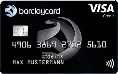 free credit card barclay visa card