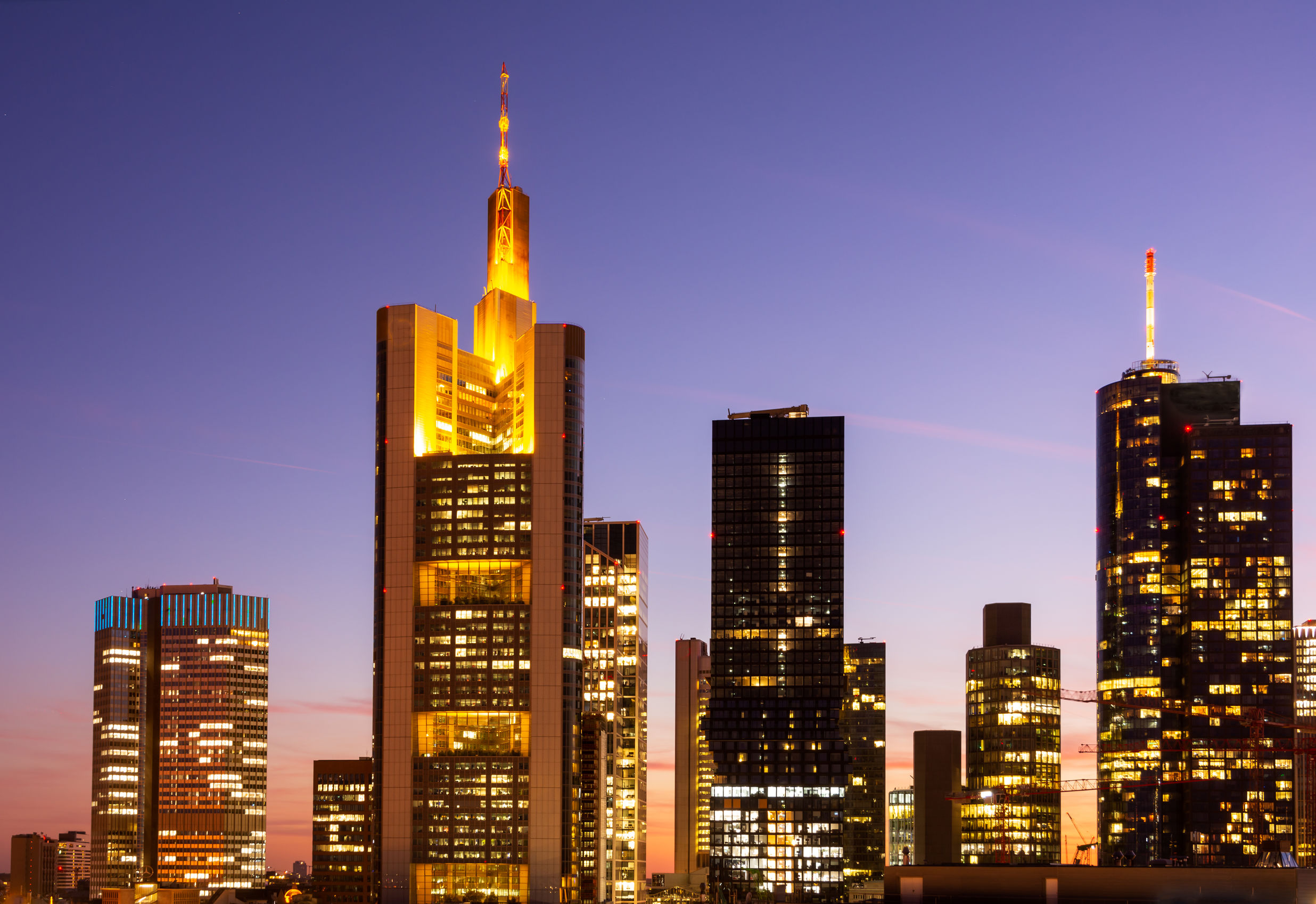 commerzbank bank account germany