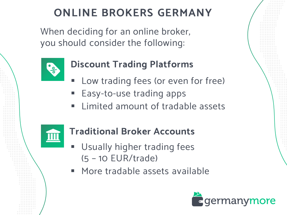 online broker germany how to choose