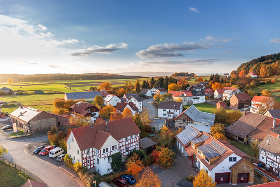 Mortgage real estate Germany